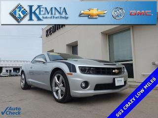 2010 Chevrolet Camaro Coupe for sale in Fort Dodge for $26,499 with 14,304 miles.