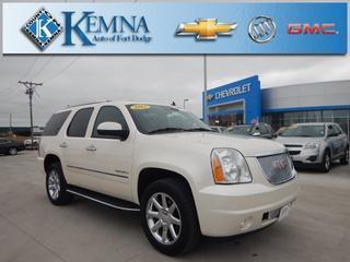 2012 GMC Yukon SUV for sale in Fort Dodge for $46,500 with 15,966 miles.