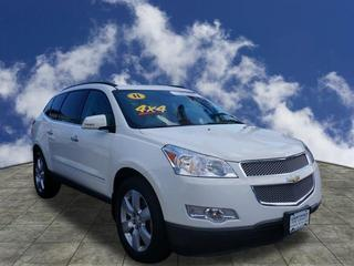 2011 Chevrolet Traverse SUV for sale in Bronx for $23,900 with 55,464 miles.