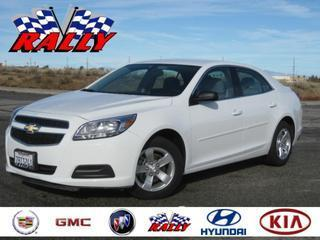 2013 Chevrolet Malibu Sedan for sale in Palmdale for $15,990 with 21,386 miles.