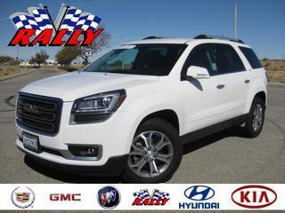 2013 GMC Acadia SUV for sale in Palmdale for $31,990 with 23,221 miles.