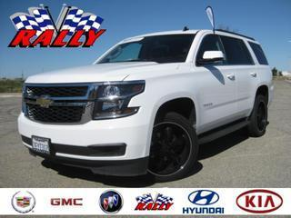 2015 Chevrolet Tahoe SUV for sale in Palmdale for $49,990 with 18,349 miles