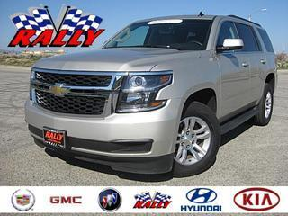2015 Chevrolet Tahoe SUV for sale in Palmdale for $49,990 with 19,059 miles.