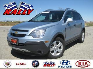 2013 Chevrolet Captiva Sport SUV for sale in Palmdale for $17,990 with 36,037 miles