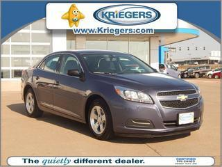 2013 Chevrolet Malibu Sedan for sale in Muscatine for $16,990 with 16,773 miles