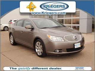 2010 Buick LaCrosse Sedan for sale in Muscatine for $15,870 with 68,691 miles.