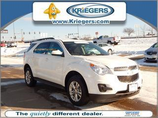 2012 Chevrolet Equinox SUV for sale in Muscatine for $18,980 with 45,385 miles.