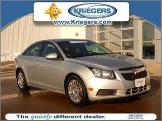 2012 Chevrolet Cruze Sedan for sale in Muscatine for $11,745 with 73,674 miles.