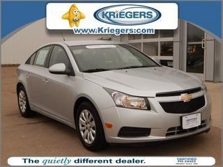 2011 Chevrolet Cruze Sedan for sale in Muscatine for $14,765 with 16,206 miles.