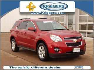 2012 Chevrolet Equinox SUV for sale in Muscatine for $18,465 with 52,821 miles.