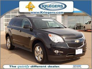 2012 Chevrolet Equinox SUV for sale in Muscatine for $18,945 with 58,979 miles