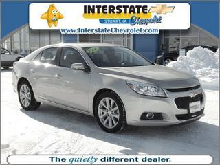2014 Chevrolet Malibu Sedan for sale in Muscatine for $19,690 with 18,368 miles.