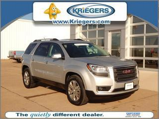 2014 GMC Acadia SUV for sale in Muscatine for $33,750 with 27,065 miles.