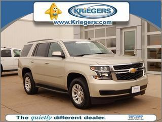 2015 Chevrolet Tahoe SUV for sale in Muscatine for $48,700 with 19,980 miles.