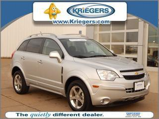 2013 Chevrolet Captiva Sport SUV for sale in Muscatine for $16,975 with 31,400 miles.
