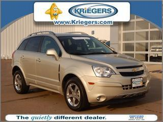 2013 Chevrolet Captiva Sport SUV for sale in Muscatine for $17,990 with 25,438 miles