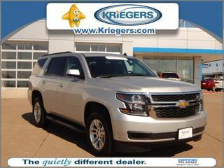 2015 Chevrolet Tahoe SUV for sale in Muscatine for $49,290 with 16,556 miles