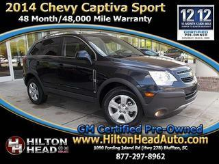 2014 Chevrolet Captiva Sport SUV for sale in Bluffton for $17,995 with 31,732 miles