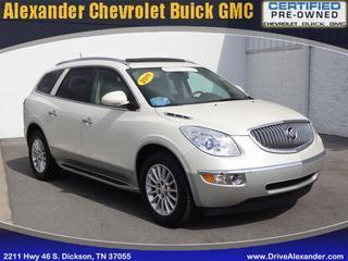 2011 Buick Enclave SUV for sale in Dickson for $24,531 with 61,643 miles