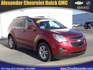2012 Chevrolet Equinox SUV for sale in Dickson for $20,321 with 43,479 miles.