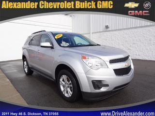 2013 Chevrolet Equinox SUV for sale in Dickson for $23,985 with 26,755 miles.