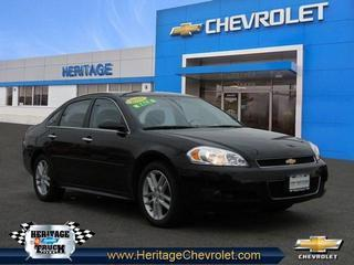 2013 Chevrolet Impala Sedan for sale in Chester for $16,998 with 44,661 miles.
