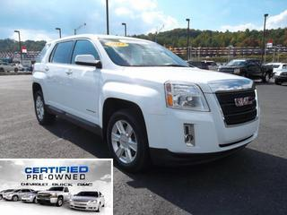 2013 GMC Terrain SUV for sale in Beckley for $22,952 with 25,539 miles.