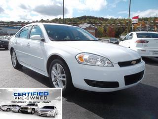 2014 Chevrolet Impala Limited Sedan for sale in Beckley for $17,758 with 30,807 miles.