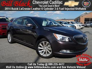 2014 Buick LaCrosse Sedan for sale in Greensboro for $26,950 with 26,460 miles.