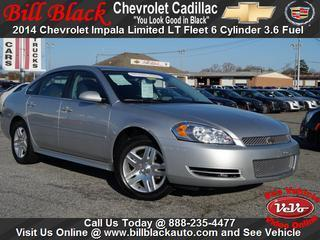 2014 Chevrolet Impala Limited Sedan for sale in Greensboro for $18,950 with 8,500 miles.