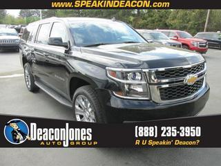 2015 Chevrolet Suburban SUV for sale in Smithfield for $55,997 with 7,120 miles