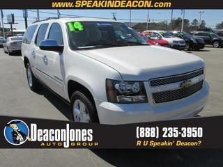 2014 Chevrolet Suburban SUV for sale in Smithfield for $52,895 with 26,030 miles