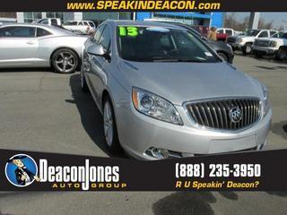 2013 Buick Verano Sedan for sale in Smithfield for $17,495 with 16,131 miles