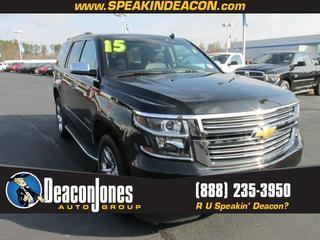 2015 Chevrolet Tahoe SUV for sale in Smithfield for $56,985 with 17,636 miles