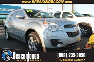 2014 Chevrolet Equinox SUV for sale in Smithfield for $22,750 with 27,222 miles.
