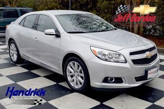 2013 Chevrolet Malibu Sedan for sale in Wilmington for $17,900 with 44,493 miles.