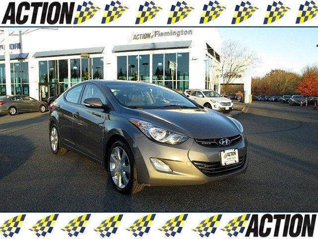2013 Hyundai Elantra Limited Sedan for sale in Flemington for $14,988 with 52,901 miles