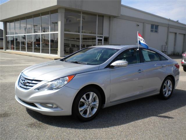2011 Hyundai Sonata Limited Sedan for sale in Enterprise for $18,990 with 54,219 miles.