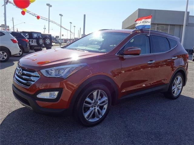 2013 Hyundai Santa Fe Sport 2.0T SUV for sale in Enterprise for $25,490 with 35,047 miles.
