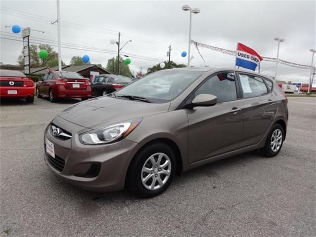 2014 Hyundai Accent GS Hatchback for sale in Enterprise for $16,490 with 5,602 miles