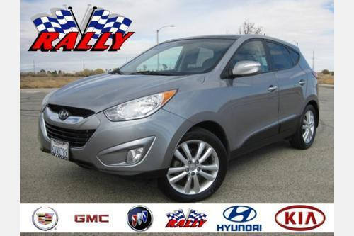 2012 Hyundai Tucson Limited SUV for sale in Palmdale for $23,990 with 25,881 miles.