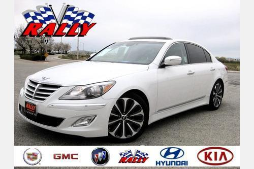 2013 Hyundai Genesis 5.0 R-Spec Sedan for sale in Palmdale for $31,990 with 44,457 miles