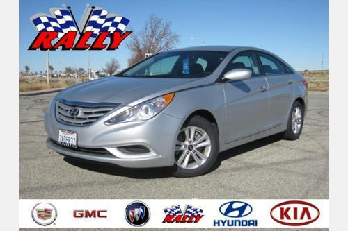 2013 Hyundai Sonata GLS Sedan for sale in Palmdale for $16,990 with 40,193 miles.