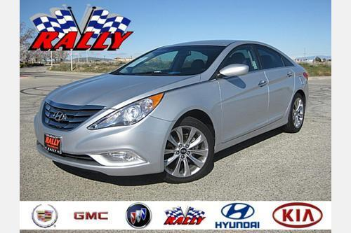 2012 Hyundai Sonata SE 2.0T Sedan for sale in Palmdale for $18,990 with 45,411 miles