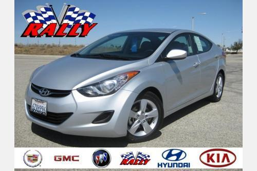 2013 Hyundai Elantra GLS Sedan for sale in Palmdale for $16,990 with 38,294 miles