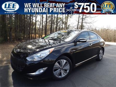 2013 Hyundai Sonata Limited 2.0T Sedan for sale in Fayetteville for $21,987 with 37,415 miles.