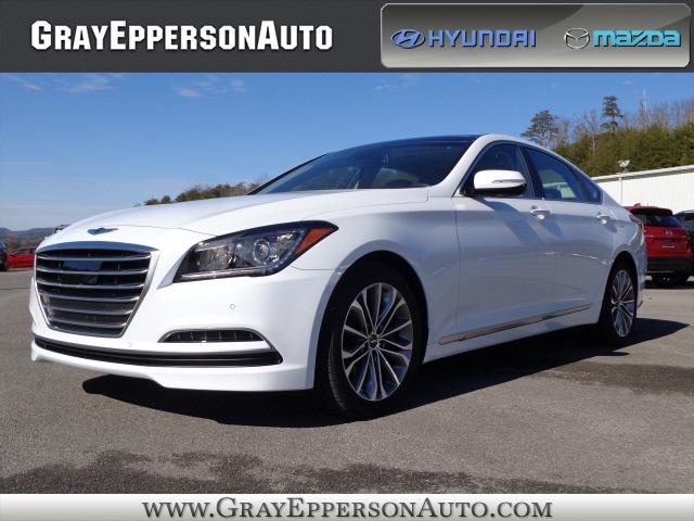 2015 Hyundai Genesis 3.8 Sedan for sale in Cleveland for $46,450 with 4,412 miles