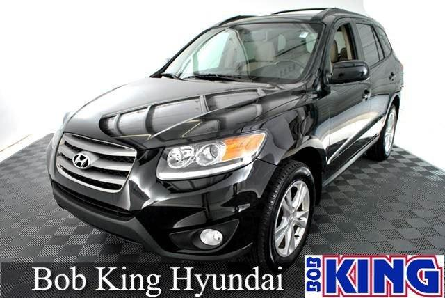2012 Hyundai Santa Fe Limited SUV for sale in Winston Salem for $21,000 with 45,445 miles