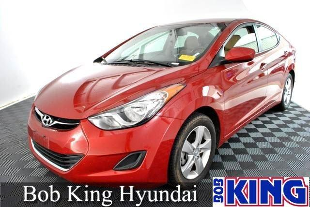 2013 Hyundai Elantra GLS Sedan for sale in Winston Salem for $16,988 with 35,695 miles.