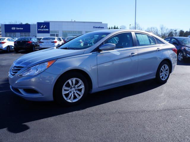 2012 Hyundai Sonata GLS Sedan for sale in Burlington for $14,990 with 30,337 miles